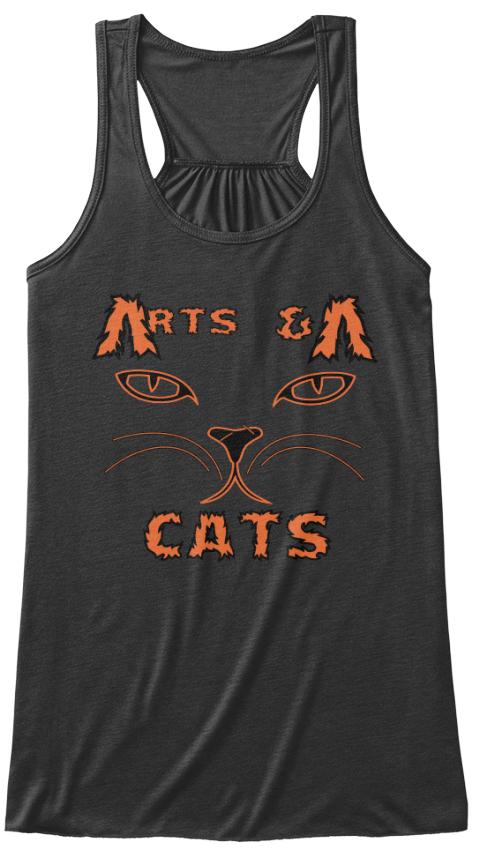 cat tee shirt, cats eyes, artist tee shirt