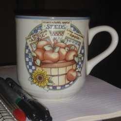 Coffee Mug Garden Seeds