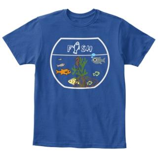 Fishbowl shirt