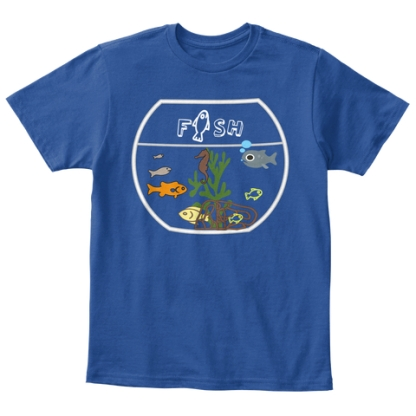 Kids Fishbowl Tee