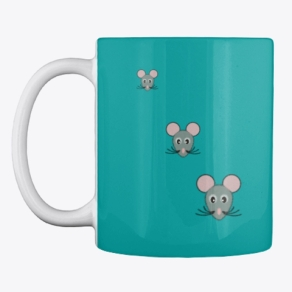 Mouse Face Mug